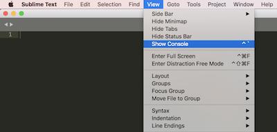 完全ガイド版】Sublime Textの使い方と設定方法 – MacとWindowsどちらも