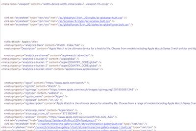 appleのソースコード